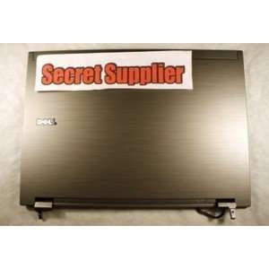 *B* DELL LATITUDE E6410 LED LCD COVER & HINGES N3G8H