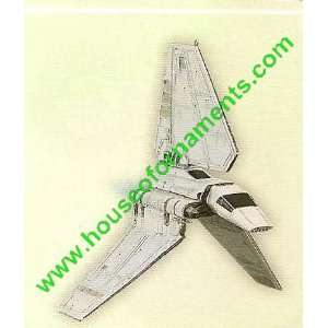 STAR WARS   IMPERIAL SHUTTLE   VSDB   HALLMARK ORNAMENT