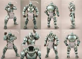 Full Metal Alchemist Medicom Real Action Hero Figure Alphonse Elric