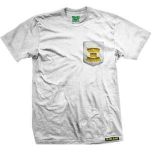 Shake Junt Chicken Bone Medium White Premium Short SLV: