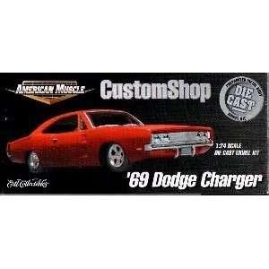 #30281 Ertl American Muscle Custom Shop 69 Dodge Charger