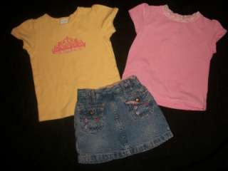 BABY GIRLS 4T spring / summer clothing