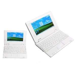 7 Mini Laptop & Netbook with WiFi   Best Kids Computer