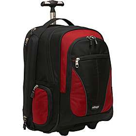 Router Wheeled Laptop Convertible Backpack