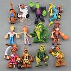 LOT 23 Piece Scooby Doo SHAGGY DAPHNE FRED VELMA DOG Action Figure