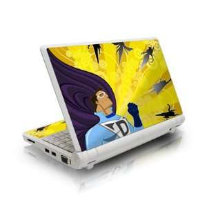 Super Hero Design Asus Eee PC 1001PX Skin Decal Protective