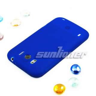 Case Skin Cover for HTC Sensation XL,Runnymede,X315E +LCD Film