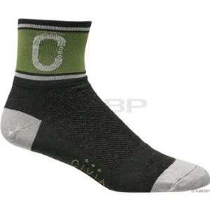 Civia Wool Socks XL Black WoolEator by DeFeet