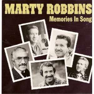 Memories in Song: Marty Robbins: Music