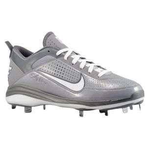 Nike Air Show Elite 2   Mens   Baseball   Shoes   Stealth/White/Light