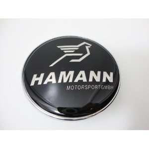 High Quality BMW Hamann 73mm Trunk Emblem Badge