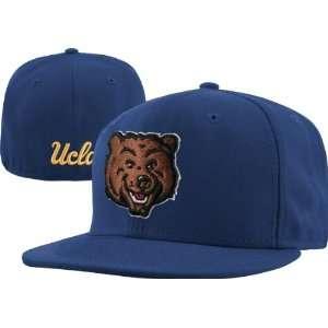 UCLA Bruins Mascot Fitted College Cap