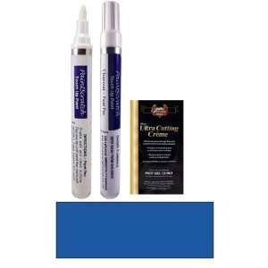 Royal Blue Paint Pen Kit for 1977 Volvo All Models (96A) Automotive