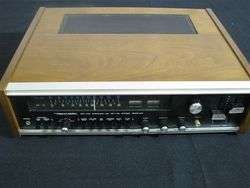 Vintage Realistic STA 120 Wideband Stereo Receiver in Clean Working