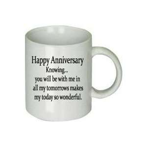 Happy Anniversary Coffee Cup: Everything Else