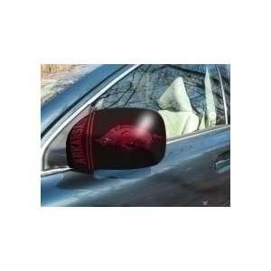 Arkansas Razorbacks Small Car Mirror Cover