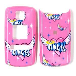 Cuffu   Pink Angel   SAMSUNG R550 JETSET Smart Case Cover Perfect for