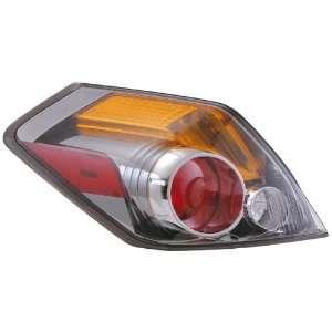 4D/Hybrid 07 08 Tail Light Tail Lamp Passenger Side Rh Automotive