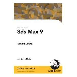 LYNDA, INC., LYND 3ds max 9 Modeling 02645 (Catalog