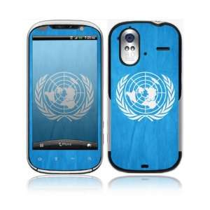 Flag of United Nations Decorative Skin Cover Decal Sticker
