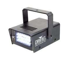 CHAUVET HURRICANE H700 FOG MACHINE+MINI STROBE LED