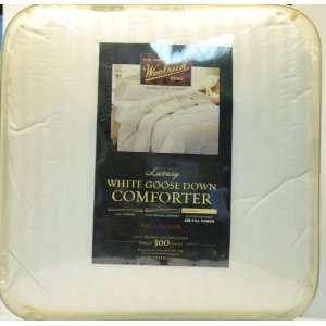 Down Comforter   Full/queen Hypoallergenic Comforter Home & Kitchen