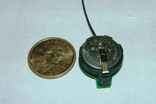 Micro SPY CRYSTAL UHF TRANSMITTER BUG listening device