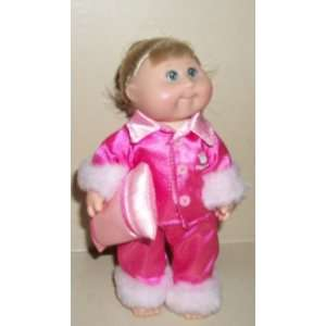 Cabbage Patch Kids Doll in Pink PJs 6 Toys & Games