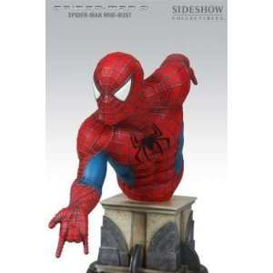 Spider Man 3 Spider Man Mini Bust Toys & Games