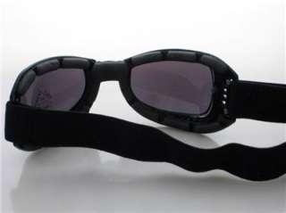 Dark Cyber Gothic Goggles Sunglasses Anime Aviator Rave