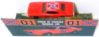 ERTL Diecast Dukes Of Hazzard GENERAL LEE TV Model Car & Custom