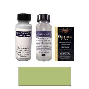 Lime Gold Metallic Paint Bottle Kit for 2006 Ford GT (P1) Automotive