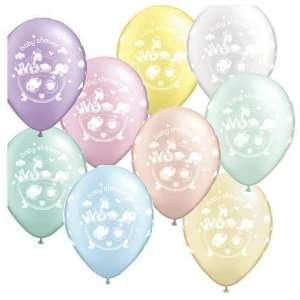 Baby Shower Balloons  11 Adorable Ark Baby Shower Toys