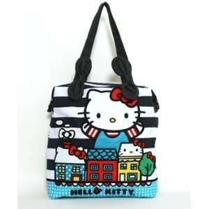 Tote Bag   Hello Kitty   Sanrio Kitty Cat City Hand Bag