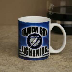 Tampa Bay Lightning 11oz. Slapshot Coffee Mug Sports