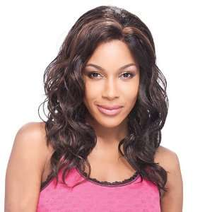 Model Model Synthetic Baby Hair Lace Front Wig   Glory   2