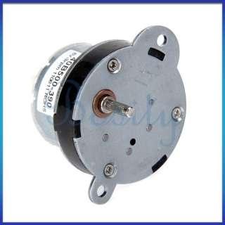 6V DC Torque Gear Box Motor 3.0 ±1 RPM New