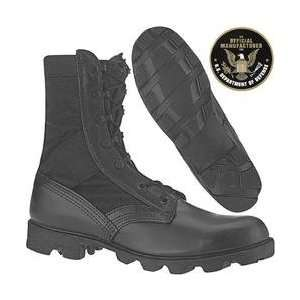 Specification Jungle Boot Mens   Black 4 W