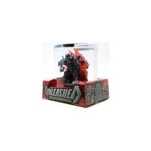 Transformers Unleashed Turnaround Optimus Prime Action