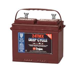 Trojan 24TMX 12V 85Ah Group 24 Flooded Deep Cycle Battery |
