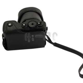 Leather camera case bag pouch for Sony NEX 5C NEX 5C