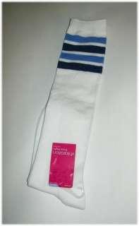 NWT Xhilaration Knee High Socks Argyle Striped Dot