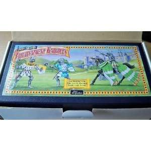 Foot Knights with Swords and Mounted Knight 08764: Toys & Games