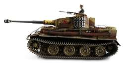 Forces of Valor 1:16 German Tiger I Tank   sPzAbt 505