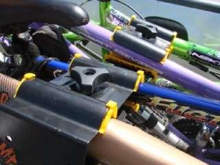 Bike Rack Hitch Mount Carrier Car Swing Down SUV Truck Van Heavy Duty