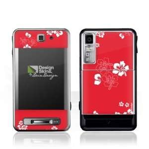 Design Skins for Samsung F480   Mai Tai Design Folie