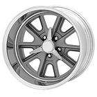 American Racing Shelby Cobra Gray Painted Wheel 15x8 5x4.75 BC