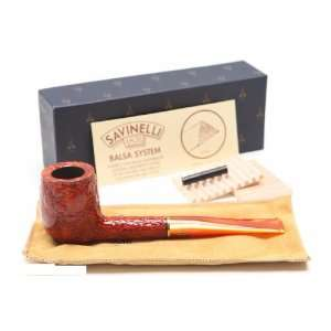 Savinelli Alligator Red 128R Tobacco Pipe Everything Else
