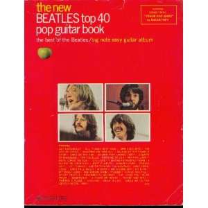 Hits. for Organs, Pianos, & Electronic Keyboard The Beatles Books