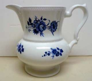 LORD NELSON POTTERY PITCHER  MADE ENGLAND  LARGE SIZE